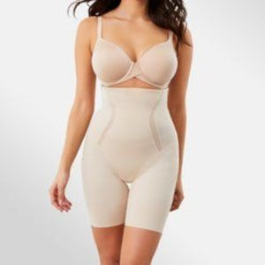 High Waist Thigh Slimmer With Cool Comfort®